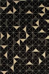 Бумага упаковочная Стильный калейдоскоп
