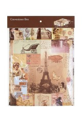Коробка подарочная Париж
