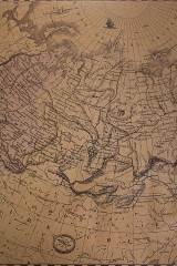 Бумага упаковочная Карта