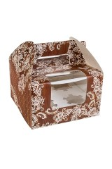 Коробка подарочная Кружевная