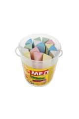 Набор цветных мелков Смайлики
