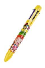 Ручка шариковая многоцветная Симпотяшка