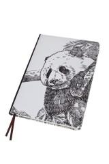 Записная книжка Милый панда