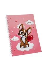 Записная книжка Влюбленный корги