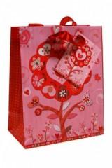 Пакет подарочный Древо любви