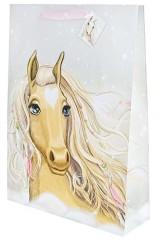 Пакет подарочный Лошадка