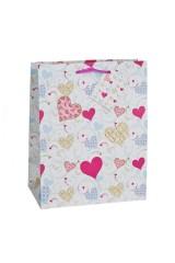 Пакет подарочный Музыка любви