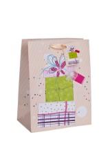 Пакет подарочный Сюрприз