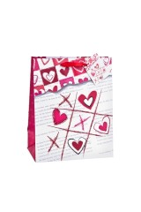 Пакет подарочный Любовная лотерея