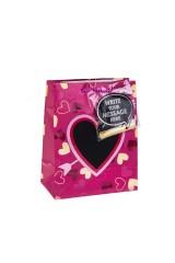 Пакет подарочный Внутри сердца