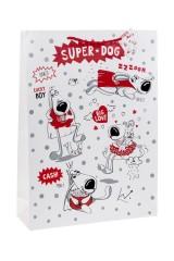 Пакет подарочный Суперпес