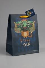 Пакет подарочный Фолк