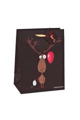 Пакет подарочный Лосяш