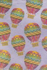 Бумага упаковочная Воздушный шар