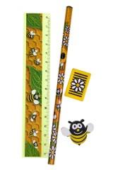 Набор канцелярский Пчелки