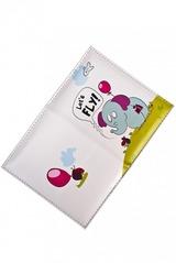 Обложка для паспорта Летающий слон