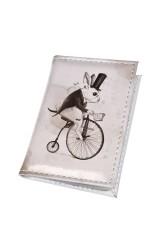 Держатель для дисконтных карт/визиток Следуй за белым кроликом