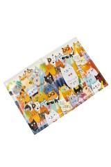 Обложка для паспорта Ученые коты