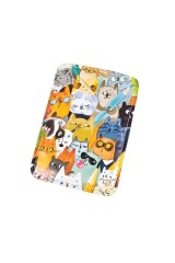 Держатель для карточки-пропуска Ученые коты