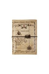 Держатель для дисконтных карт/визиток Карта сокровищ