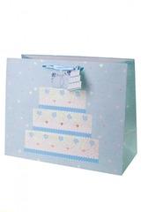 Пакет подарочный Свадебный торт