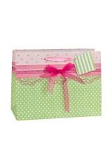 Пакет подарочный Ажур
