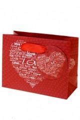 Пакет подарочный Цвет любви