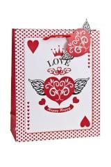 Пакет подарочный Ангел любви