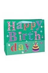 Пакет подарочный Тортик для именинника