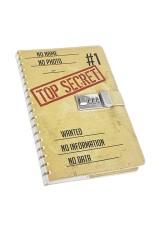 Записная книжка Совершенно секретно