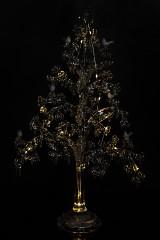 Украшение новогоднее светящееся Ель