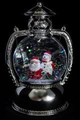 Украшение новогоднее светящееся Фонарик