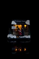 Украшение новогоднее светящееся Елочный базар