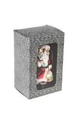 Украшение елочное Дед Мороз с мешком подарков