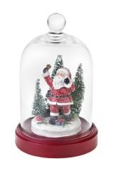 Украшение новогоднее светящееся Дедушка Мороз