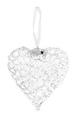 Украшение декоративное светящееся Сердце