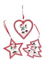 Набор украшений новогоднее Время поздравлений