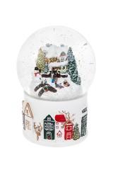 Шар со снегом Веселая детвора