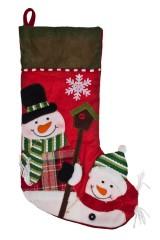 Рождественский носок Носок - Улыбчивый герой