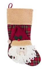 Рождественский носок Носок - Дедушка Мороз