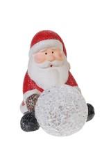 Фигурка светящаяся Дед Мороз