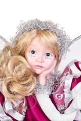 Кукла музыкальная и двигающаяся Задумчивый ангел