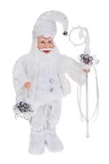 Украшение для интерьера Дед Мороз с жезлом