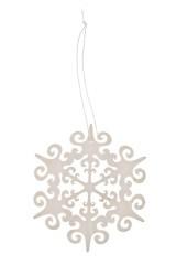 Украшение новогоднее Волшебная снежинка