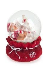 Украшение новогоднее Шар - Милый миша