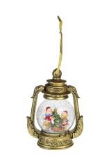 Украшение новогоднее светящееся Волшебный фонарь