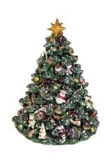 Украшение новогоднее музыкальное и двигающееся Новогодняя елка