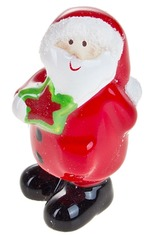 Фигурка новогодняя Дед Мороз с подарками