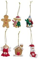 Набор украшений новогодних Рождественское настроение