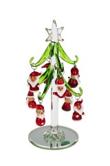 Набор новогодний Елка и Деды Морозы